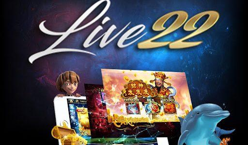 Provider Permainan Slot Live22